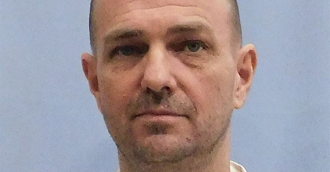 Alabama Man Who Strangled Woman at Carnival Executed with Lethal Injection