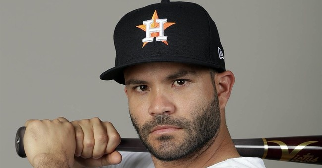 MVP Jose Altuve, Astros finalize $163.5M, 7-year contract