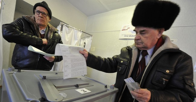 Russia's Far East beats record for highest voter turnout in presidential election