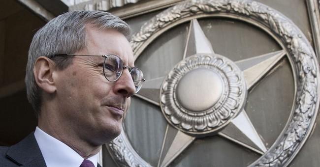 Russia expels 23 UK diplomats in spy spat