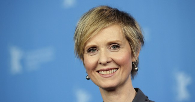 'Sex and the City' star Cynthia Nixon running for governor