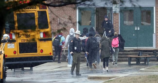 School shooting victim 'brain dead,' life support ending