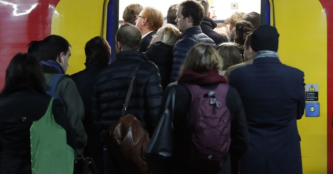 UK rail passengers face disruption in conductor dispute