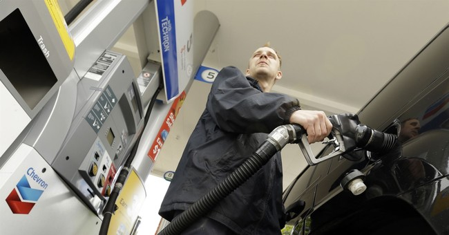 New Oregon law says motorists can pump their gas _ sometimes