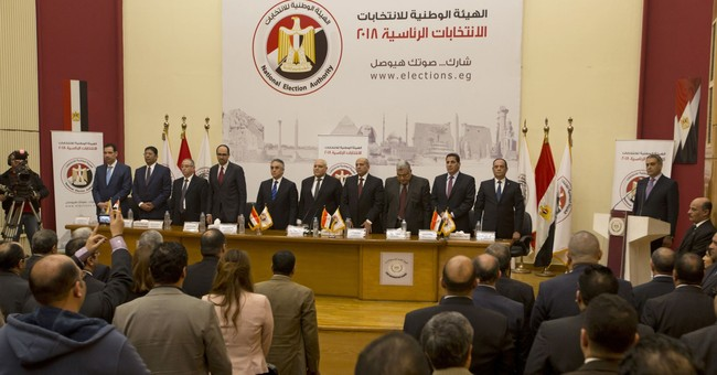Egypt sets election for March, with outcome all but certain