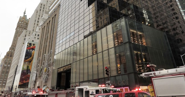 The Latest: 3 injured in Trump Tower heating system fire