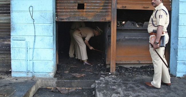 Restaurant fire kills 5 sleeping workers in southern India