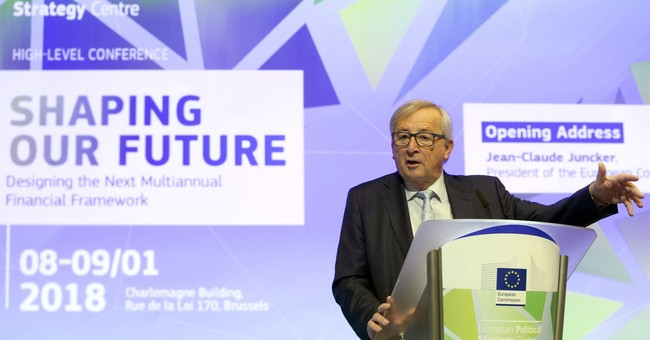 EU states urged to dig deep for bloc's budget, fill UK gap