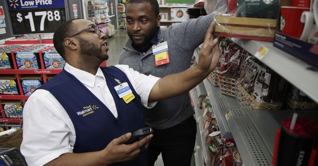 Retail workers feel disruption from shifting shopper habits
