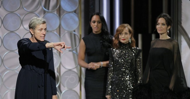 Actress winners Ronan, McDormand agree it's a special night