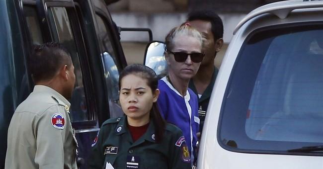 Cambodia upholds jail term for Australian in surrogacy case