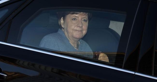 Prospective Merkel partner wants to make Germany EU 'motor'