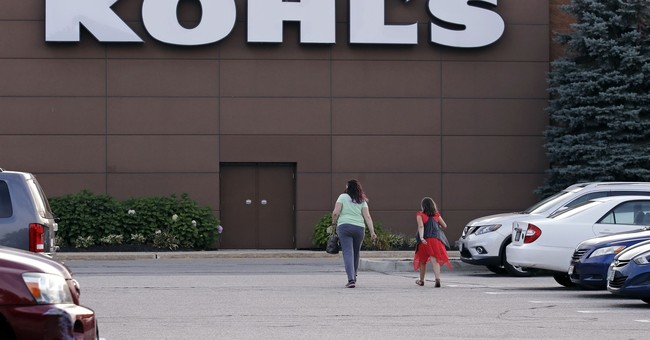 Kohl's joins holiday party, dept. stores show staying power