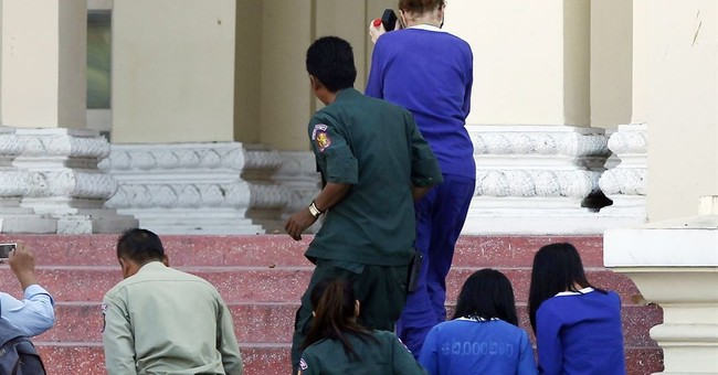 Cambodia upholds jail term for Australian in surrogacy case