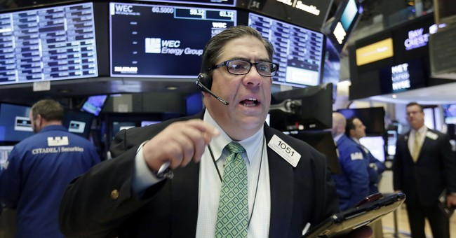 Dow Jones soars more than 400 points as trade war fears subside
