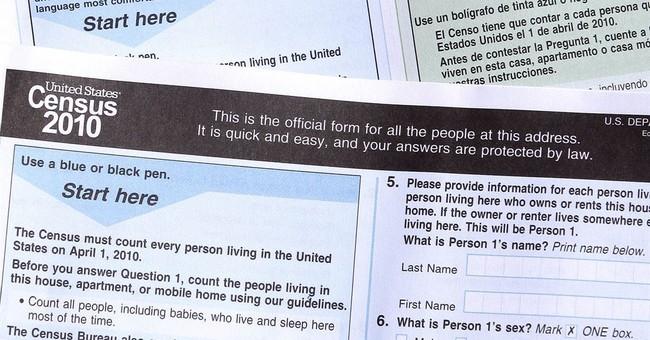 NAACP Sues Trump Admin Over Census Citizenship Question