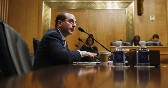 Trump health pick wary of government drug price negotiations