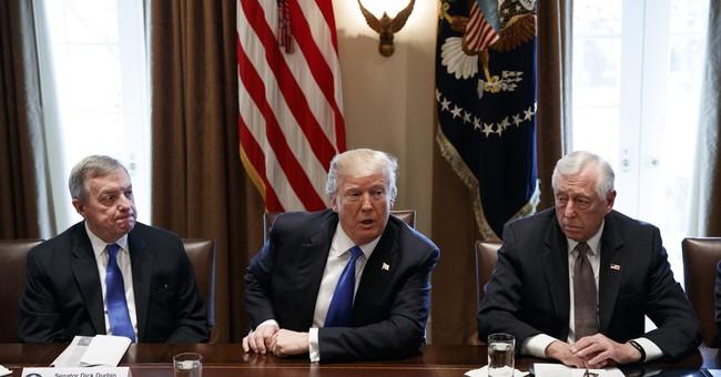 Trump endorses return of earmarks as House GOP weighs change