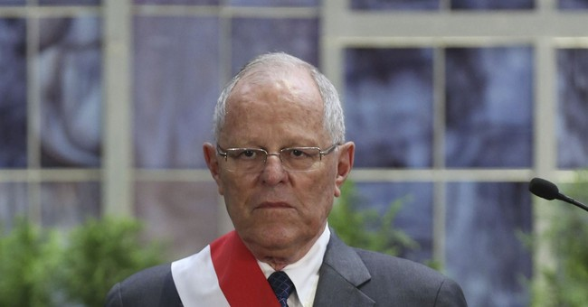 Embattled Peruvian president names 'reconciliation cabinet'