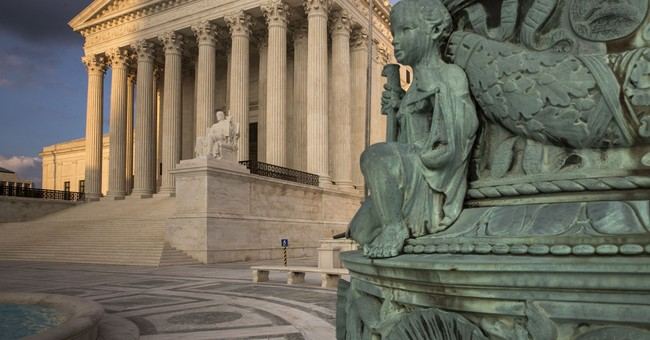 The Latest: Supreme Court takes up vehicle search cases