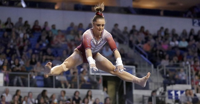 University of Oklahoma gymnast says sports doctor abused her