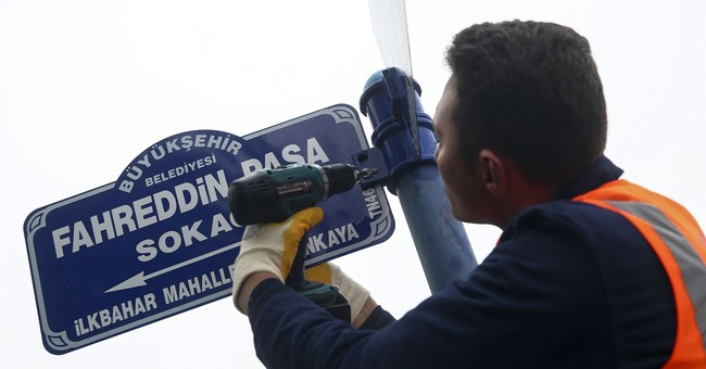Turkey renames street following spat with UAE minister