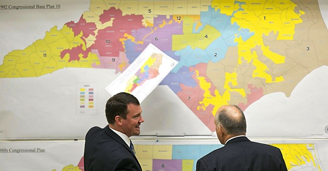 North Carolina ordered to redraw voting maps set by GOP
