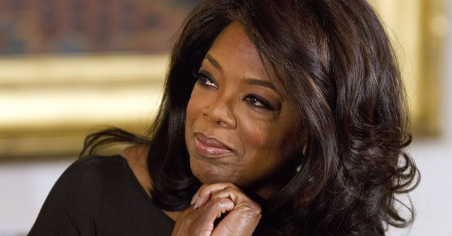 "President Winfrey? No way, says Trump: ""I'll beat Oprah"""