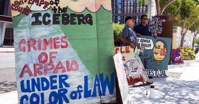 Former Arizona sheriff Joe Arpaio announces bid for Senate