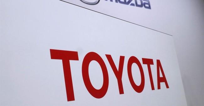 New Toyota-Mazda plant will bring 4,000 jobs to Alabama