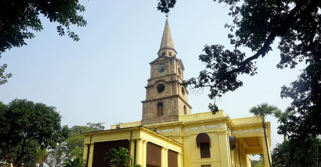 Strolling through Kolkata's colonial past