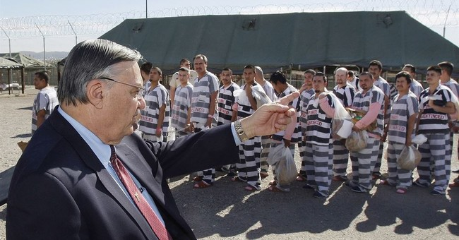 Joe Arpaio's Latest Offense - Running for Senate