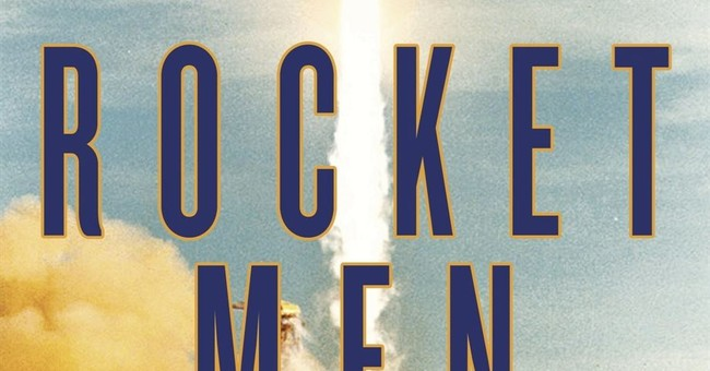 Review: Book shows Apollo 8 was a big risk for 3 astronauts
