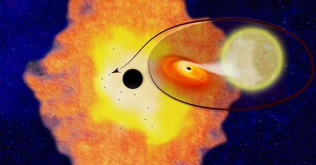 Correction: Black Holes story