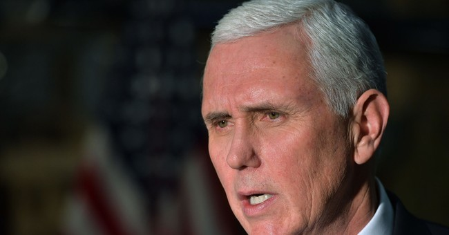 Pence Promises U.S. Support for Iranian Protestors