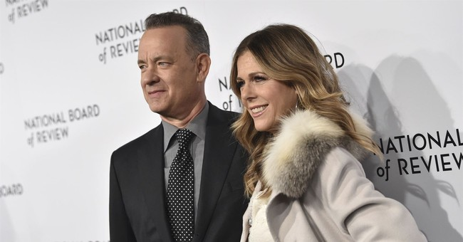 Breaking: Tom Hanks and His Wife Test Positive for Wuhan Virus