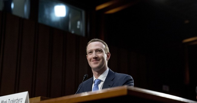 What Did Zuckerberg Hearing Do To Facebook Stock?