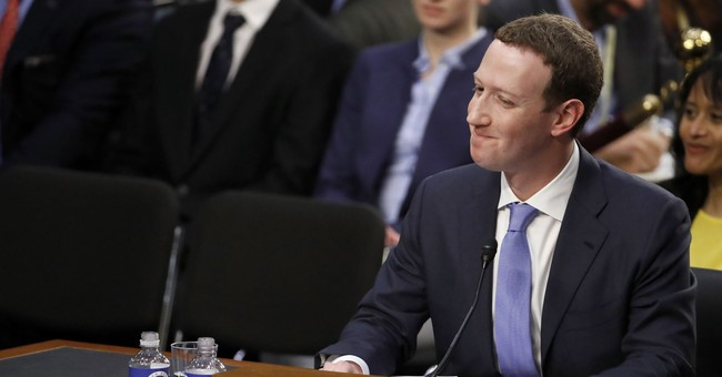 Zuckerberg Can't Define 'Hate Speech' in Senate Hearing Despite Pushing to Police It