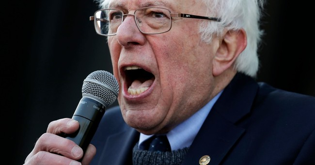 Bernie Sanders Taunts Us With New Threats of Economic Slavery