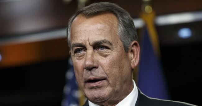 During Audiobook Recordings, Speaker Boehner Was Particularly Vicious Toward One GOP Senator