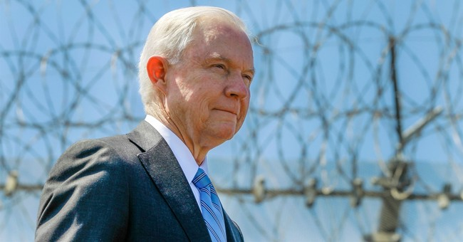 AG Sessions Sends 18 Judges, 35 Prosecutors to the Border