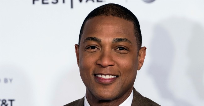 Instead of Apologizing, CNN's Don Lemon Doubles Down on Claim White Men Are 'Biggest Terror Threat'