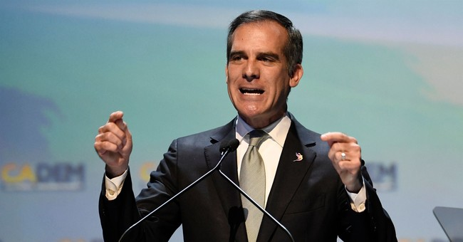 Los Angeles Mayor Defends Threatening to Shut Off Power and Water to People Having Gatherings