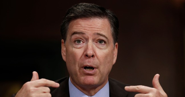 BREAKING: DOJ Inspector General is Investigating James Comey For Potential Mishandling of Classified Information