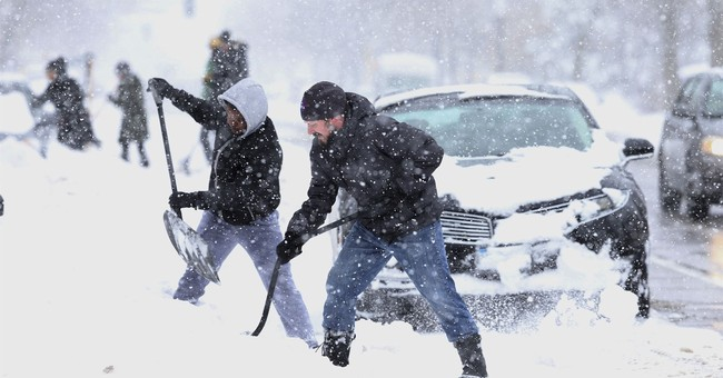 Arctic Air Freezes United States: Global Cooling or Global Warming?