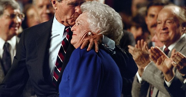 Barbara Bush Has Passed at Age 92