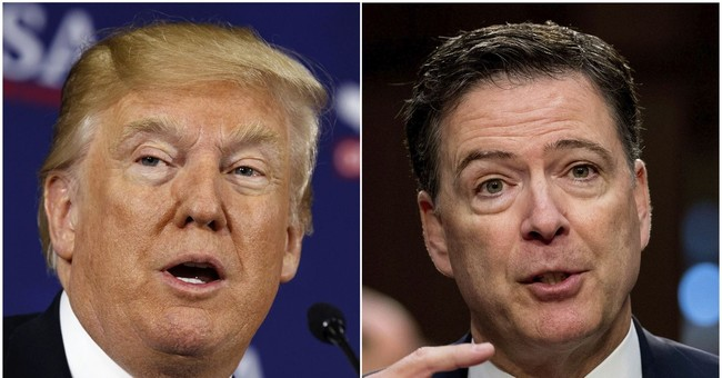 President Trump's Friday Morning Tweet Storm: Leaker Comey and Praise For China