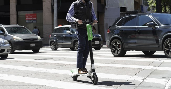 Texas Cracks Down On 'Wild, Wild West' Of Motorized Scooters