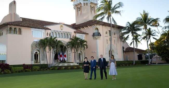 Insanity Wrap Does Not Live at Mar-a-Lago
