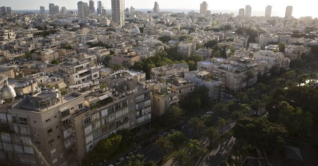Tel Aviv: The Foundation for the Building of Modern Israel
